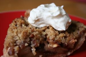 Mincemeat Apple Pie